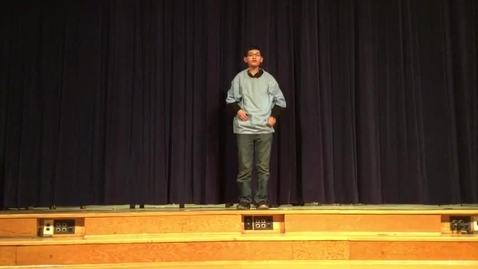 Thumbnail for entry Luis's Monologue