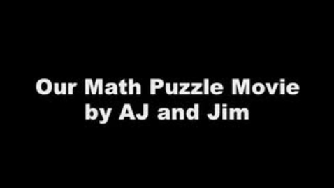 Thumbnail for entry Cool Math Puzzle