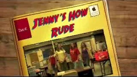 Thumbnail for entry Jenny How Rude