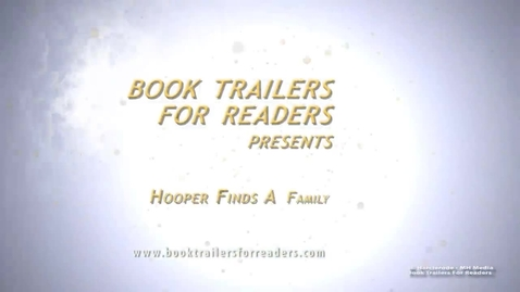 Thumbnail for entry Hooper Finds A Family Book Trailer