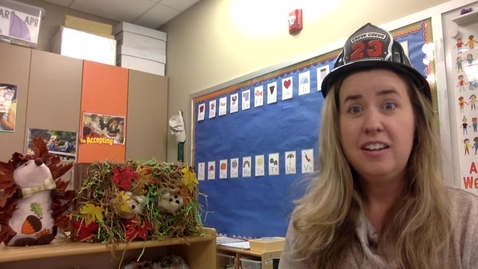 Thumbnail for entry Storytime - Tuesday - Protecting Your Home & Meet the Fireman