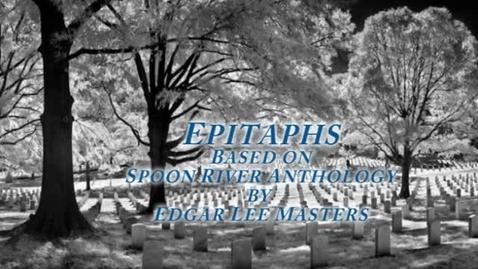 Thumbnail for entry Epitaphs