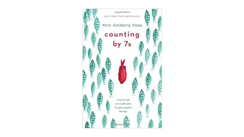 Thumbnail for entry Counting By 7s by Holly Goldberg Sloan