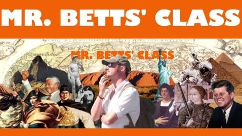 Thumbnail for entry appeasement mr betts