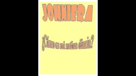 Thumbnail for entry Rutina Diaria, Johniera McClain