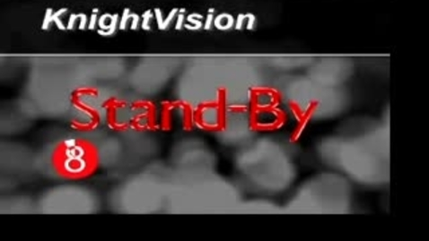 Thumbnail for entry KnightVision News for 8/25/09