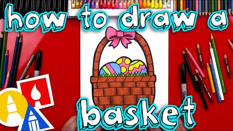 Thumbnail for entry How To Draw An Easter Basket