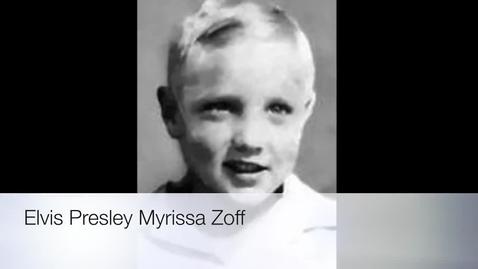 Thumbnail for entry Elvis Presley - myrissa