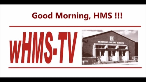 Thumbnail for entry 11-16-17 WHMS Morning News