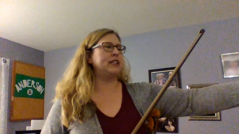 Thumbnail for entry 6th Grade Violin Part for D-Tour Song