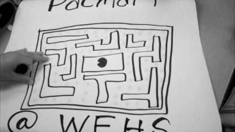 Thumbnail for entry pacman at WFHS