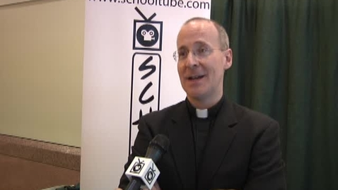 Thumbnail for entry NCEA Convention: Father James Martin