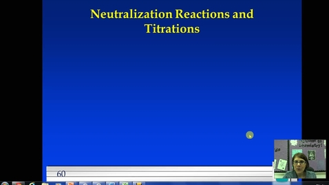 Thumbnail for entry Unit 4 Titrations