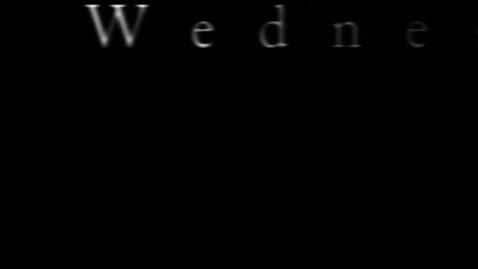 Thumbnail for entry Wednesday, September 21, 2011