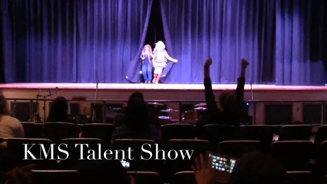 Thumbnail for entry KMS Talent Show - YMCA