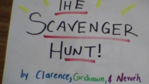 Thumbnail for entry Scavenger Hunt