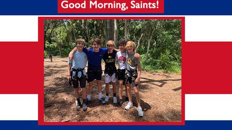 Thumbnail for entry Saints @ 8 - August 23, 2021