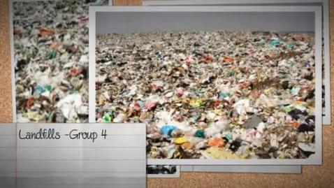 Thumbnail for entry Landfills