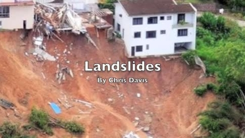 Thumbnail for entry Awesome Landslides