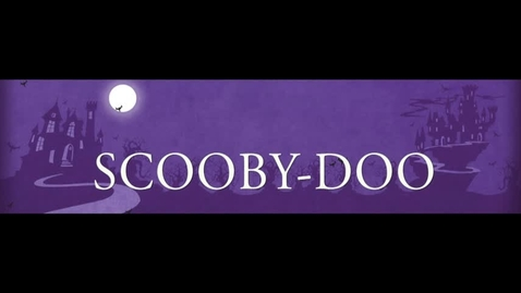 Thumbnail for entry Scooby Doo - WSCN PTV 2, Sem 2 (2016-2017)