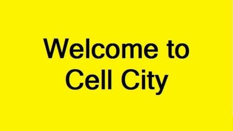 Thumbnail for entry Cell City PhotoStory