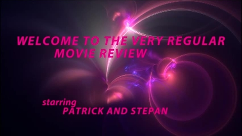 Thumbnail for entry Movie Review Bellevue High School