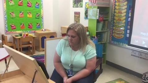Thumbnail for entry Mrs. Burke's morning meeting 8/20/20