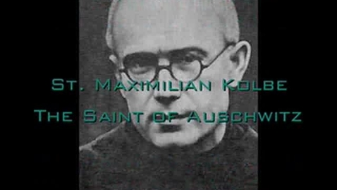 Thumbnail for entry Saint Maximilian Kolbe