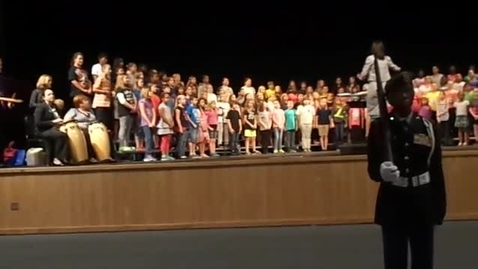 "Thumbnail for entry Marion All County Elementary Honor Choir ""Shut De Do"" by Randy Stonehill, Arranged by Fettke & Grassi"