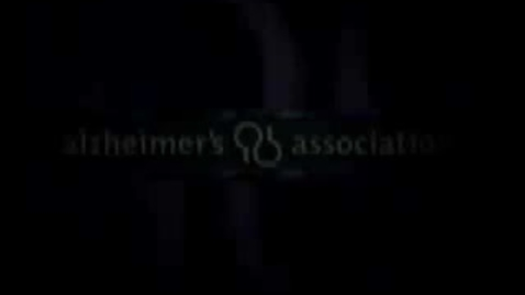 Thumbnail for entry Alzheimer's Association Education Video