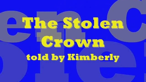 Thumbnail for entry The Stolen Crown