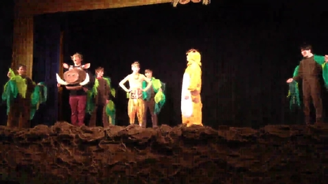 "Thumbnail for entry ""Hakuna Matata"" from Disney's ""The Lion King, Jr."""