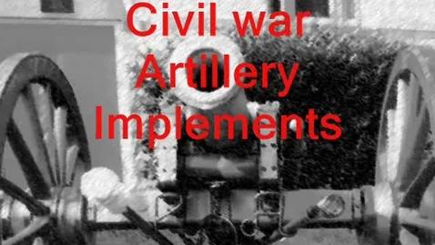 Thumbnail for entry Webcast Historians: Civil War Artillery: Devin