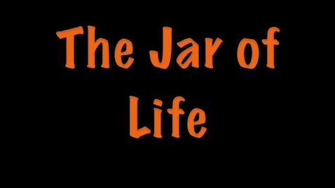 Thumbnail for entry The Jar