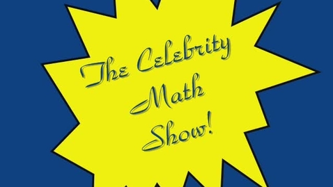 Thumbnail for entry Celebrity Math with Beyonce