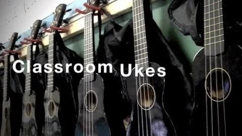 Thumbnail for entry Tuning Your Ukulele - How to