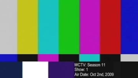 Thumbnail for entry WCTV Season 11 Show 1