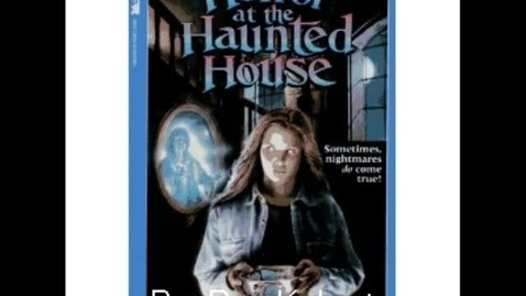 Thumbnail for entry Horror at the Haunted House Booktrailer