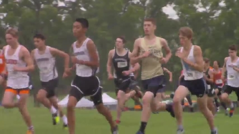 Thumbnail for entry Cross Country Meet 9/2/17