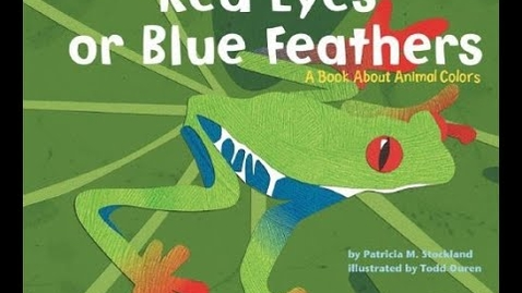 Thumbnail for entry Red Eyes or Blue Feathers by Patricia M. Stockland