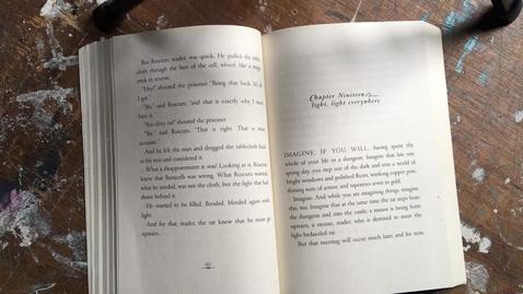Thumbnail for entry Read Aloud ch 19-23 Tale of Despereaux 5-21-20