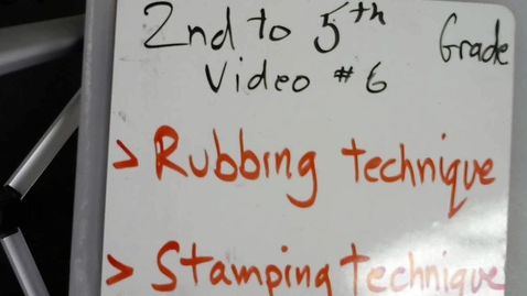 Thumbnail for entry 2nd to 5th Grade video #6