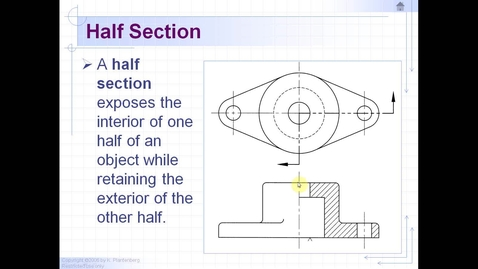 Thumbnail for entry AutoCAD LESSON 8B