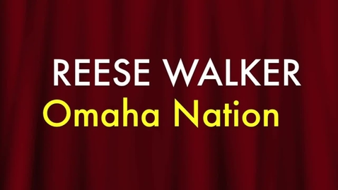 Thumbnail for entry Reese Walker