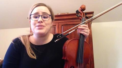 Thumbnail for entry Cello/Bass - April 23rd - 3rd grade String Ensemble