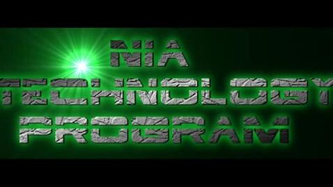 Thumbnail for entry Cavallaro NIA Technology Program 2013