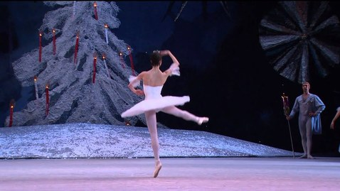 Thumbnail for entry Dance of the Sugar Plum Fairy / 2010- Pyotr Ilyich Tchaikovsky / Nina Kaptsova