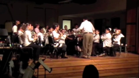 Thumbnail for entry TMS Beginning Band 12-18-12