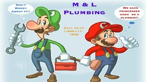 Thumbnail for entry M&L Plumbing