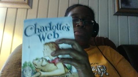 Thumbnail for entry Cheri Goosby-Video Recording - Thu Apr 30 2020-Charlotte's Web
